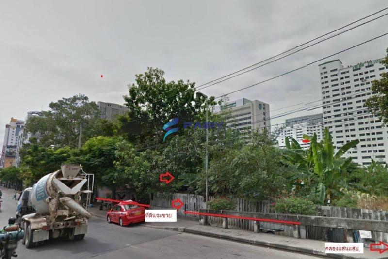 ขาย-ที่ดิน-สุขุมวิท-ติดถนนนานา-วัฒนา-Thailand