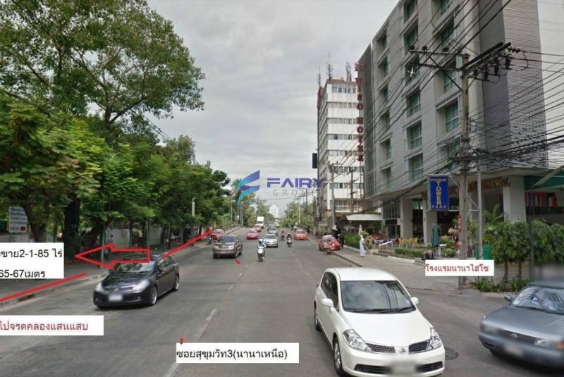ขาย-ที่ดิน-สุขุมวิท-ติดถนนนานา-วัฒนา-Thailand (3)
