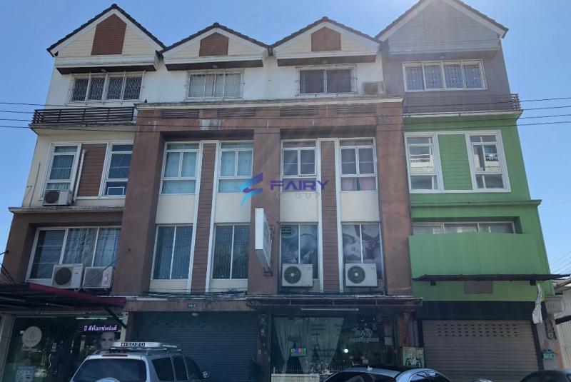ขายอาคารพาณิชย์ 4ชั้น ในซอยศรีด่าน22