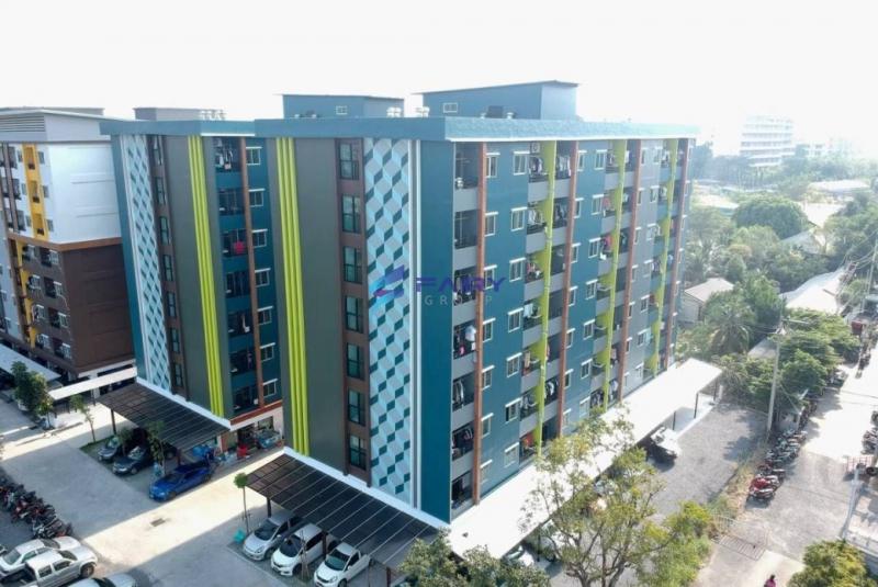 ขายอพาร์ทเมนท์สร้างใหม่ คลองหก ปทุมธานี ผู้เช่าเต็ม พร้อมบริหารต่อได้เลย