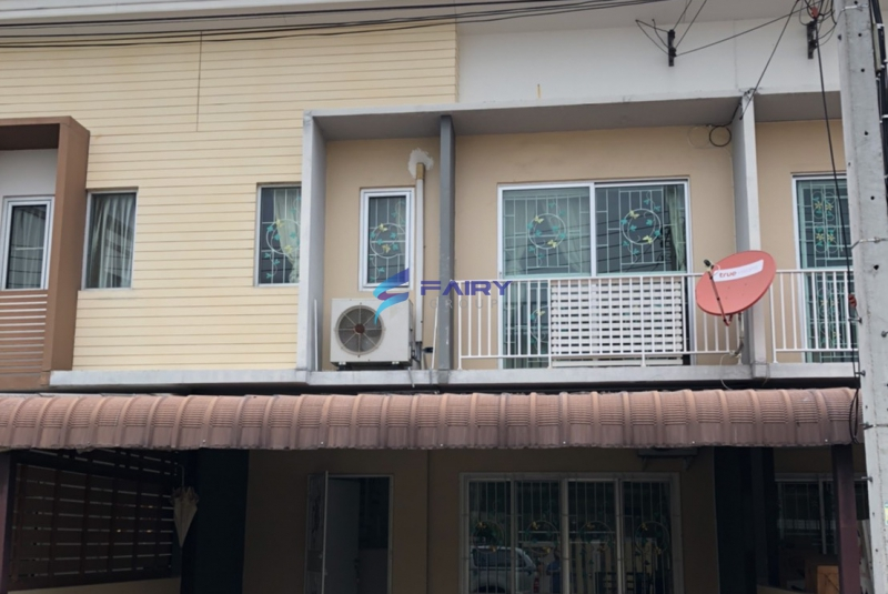 ให้เช่าทาวน์โฮม 2ชั้น โครงการ The Connect2 เมืองทองธานี