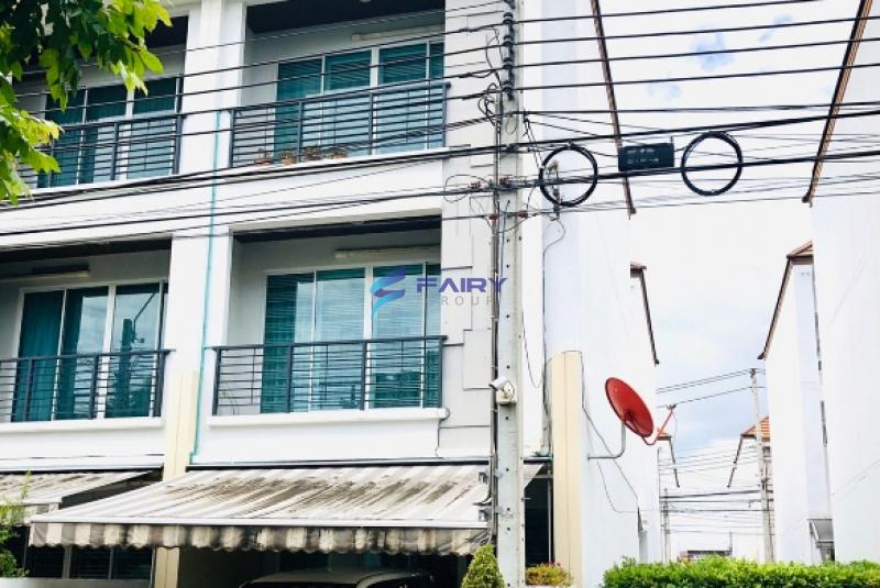ขายทาวน์โฮม 3ชั้น บ้านกลางเมือง S-Sense ซ.ศรีนครินทร์46/1