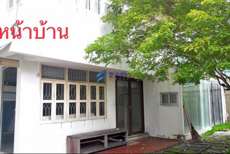 ขายบ้านเดี่ยว 2 ชั้น เนื้อที่ 56 ตารางวา หมู่บ้านไทยศิริเหนือ ทาวน์อินทาวน์