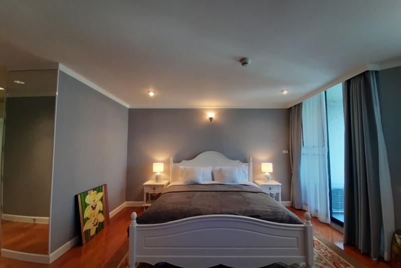 ให้เช่าคอนโด Supalai Place Sukhumvit 39 [BTS Phrom Phong] ตึกA ชั้น.16 ห้องมุม 35 ตรม. 2นอน 1น้ำ