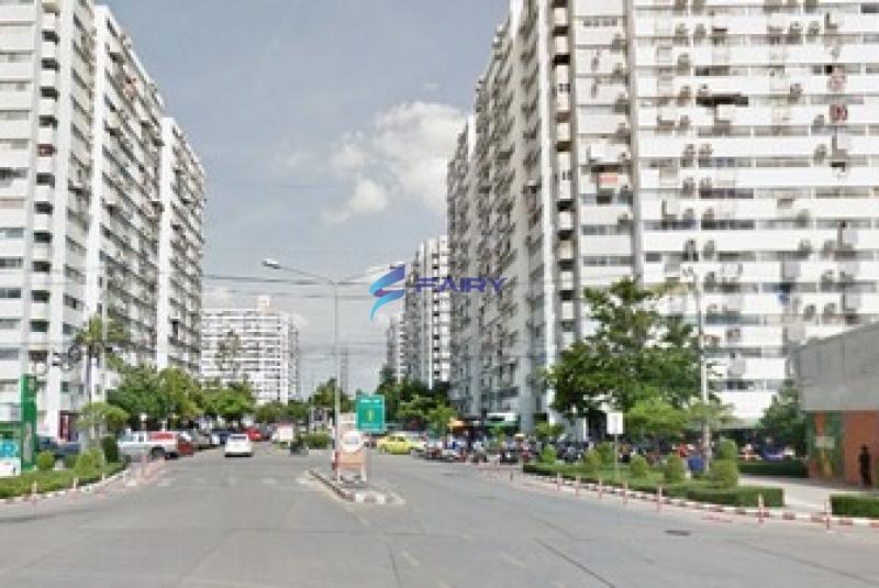 ขายด่วน คอนโดป๊อบปูล่าเมืองทองธานี ตึก12 ชั้น5 28 ตรม.