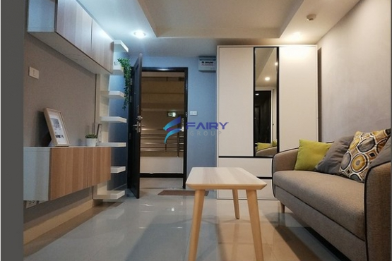 F1801010, For Sale Zenith Place @Sukhumvit/ 33.5 sq.m. on FL.7